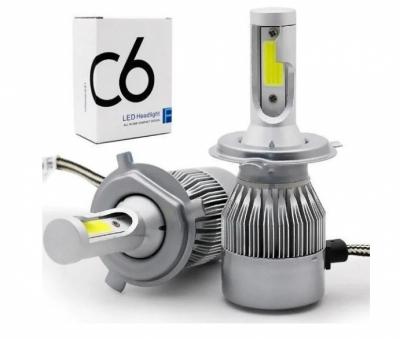 Лампы LED C6 H7 3800 LM