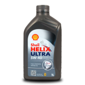 Масло моторное SHELL Helix Ultra 5W40 1л.