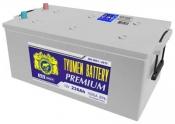 Аккумулятор Тюмень PREMIUM (Ca/Ca) 6СТ-230L болт