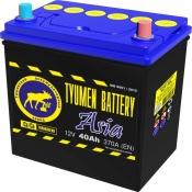 Аккумулятор Тюмень ASIA (Ca/Ca) 6СТ-40L