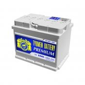 Аккумулятор Тюмень PREMIUM (Ca/Ca) 6СТ-64L