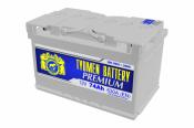 Аккумулятор Тюмень PREMIUM (Ca/Ca) 6СТ-74L