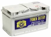 Аккумулятор Тюмень PREMIUM (Ca/Ca) 6СТ-85L