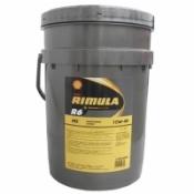 Масло мотор. Rimula R6 MS 10W-40 (20л.)
