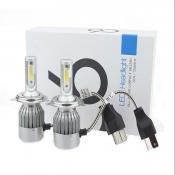 Лампы LED C6 H4 3800 LM