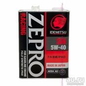 Idemitsu Zepro Rasing SN Масло моторное 4л