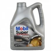 Масло моторное Mobil Super 3000 X1 5W40 4л.