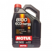 Масло моторное Motul 8100 ECO-nergy 5W-30 5л.