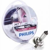 лампы галогенные Philips VisionPlus +60% H7