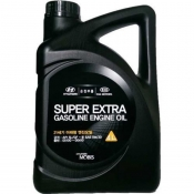 """HYUNDAI """"Super Extra Gasoline 5W-30"""", 4л"""