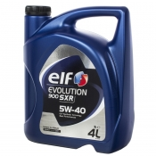 Масло моторное Elf Evolution 900 SXR 5W40 4л.