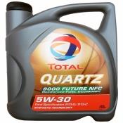 Масло моторное Total Quartz Future NFC 9000 5W30 4л.