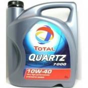 Total Qvarz 7000 10w40 4л.