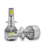 Лампы LED C9 H4 6000 LM
